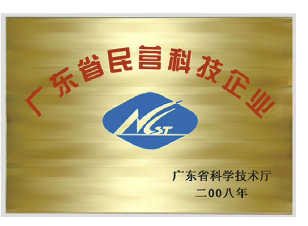 Private scientific and technological enterprises in Guangdong